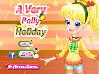 Polly Pocket in Vacanta