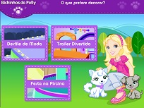 Polly Pocket si Animalutele