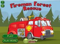 Pompierii din Padure