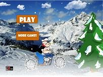 Popeye cu Motorul Iarna