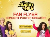 Postere cu Austin si Ally