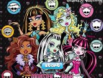 Potriveste Piesele cu Monster High