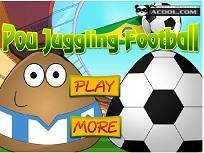 Pou Joaca Fotbal