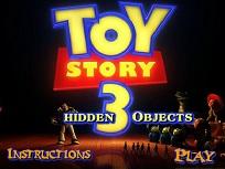 Povestea Jucariilor 3 si Obiectele Ascunse