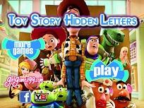 Povestea Jucariilor si Literele Ascunse
