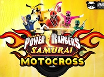Power Rangers Motocros