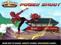 Power Rangers Vaneaza