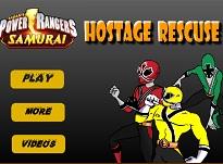 Power Rangers Samurai Salvarea Ostaticilor