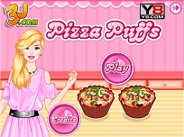 Prepara Pizza Puffs