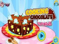 Prepara Tortul de Ciocolata
