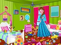 Printesa Elsa Face Curatenie