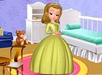Printesa Amber Decorul Camerei