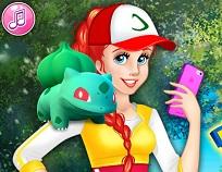 Antrenament de Prins Pokemoni