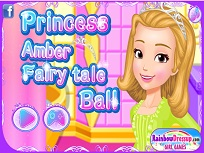 Printesa Amber si Balul