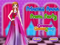 Printesa Anna Distractie la Bal