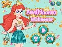 Printesa Ariel Moderna
