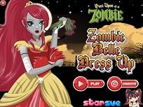 Printesa Belle Zombi