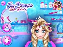 Printesa Ghetii Elsa la Coafor