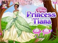 Printesa Tiana de Imbracat