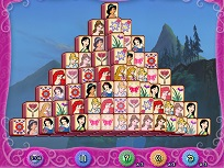 Printese Disney Mahjong