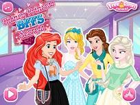 Printesele Disney Cele mai Bune Prietene