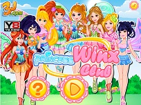Printesele Disney Winx