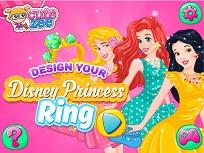 Printesele Disney si Inelele