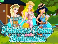 Printesele si Stilul Bohemian