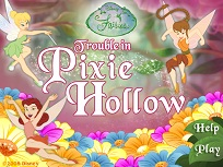 Probleme in Pixie Hollow