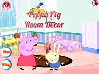 Peppa Decoreaza Camera