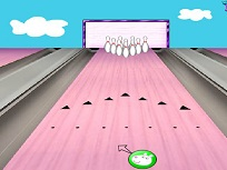Purcelusa Peppa la Bowling