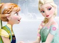 Puzzle cu Frozen