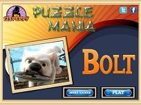 Puzzle Mania cu Bolt