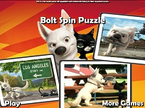 Puzzle Rotativ cu Bolt