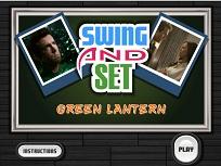Puzzle Rotativ cu Lanterna Verde