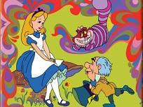 Puzzle cu Alice in Tara Minunilor