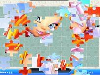 Puzzle cu Bloom