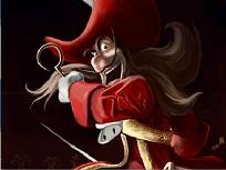 Puzzle cu Capitanul Hook