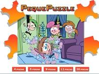 Puzzle cu Ciudatii Mei Parinti