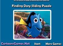 Puzzle cu Dory