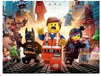 Puzzle cu Filmul Lego