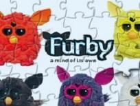 Puzzle cu Furby