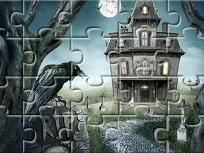 Puzzle cu Halloween 2015