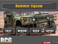 Puzzle cu Hummer