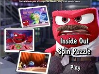 Puzzle cu Inside Out