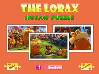 Puzzle cu Lorax