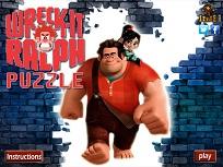 Puzzle cu Ralph Strica Tot