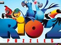 Puzzle cu Rio 2
