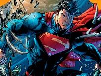 Puzzle cu Super Man