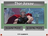 Puzzle cu Thor